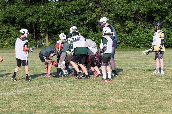 2018 SMCC Lacrosse Camp Day 2