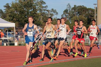Men's 5000m Trials