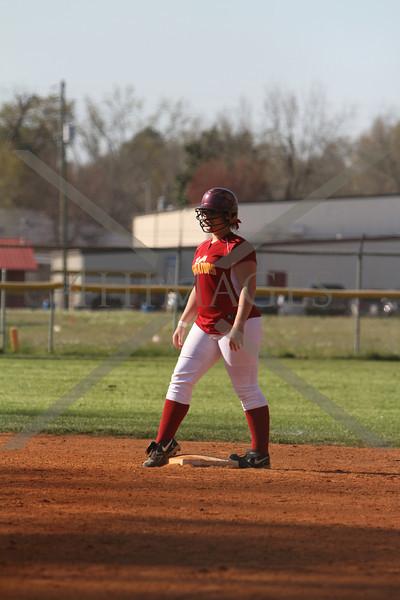 Morgan softball 3-31-10