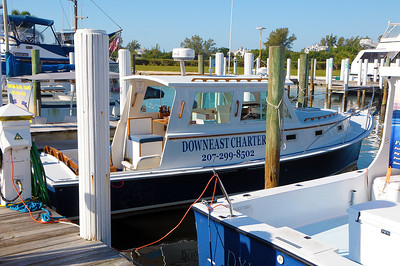 Downeast Charter to Cabbage Key, Fl