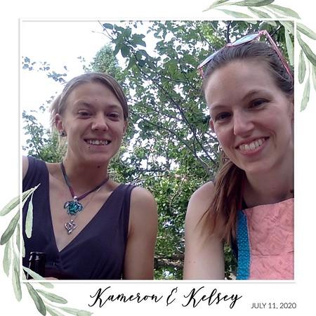 Kameron & Kelsey 7.11.2020