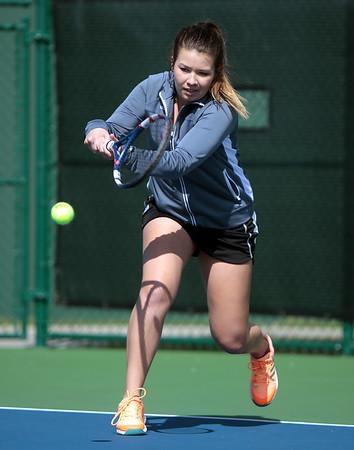 2017 Spring Tennis