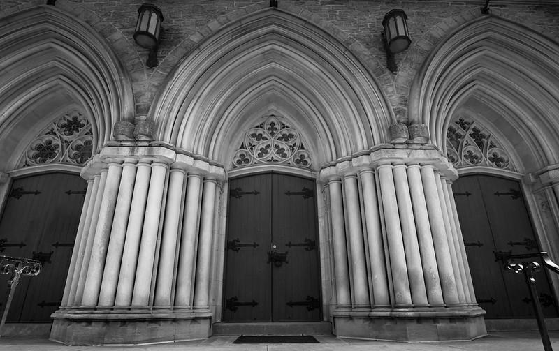 The Bloor Street Doors