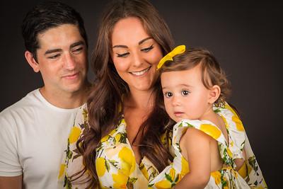 Coleg Gwent Studio Family Photoshoot