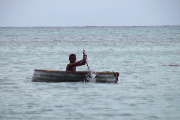 "Seeking ""Fiji Time"" in the Yasawas (September 15 - 25)"