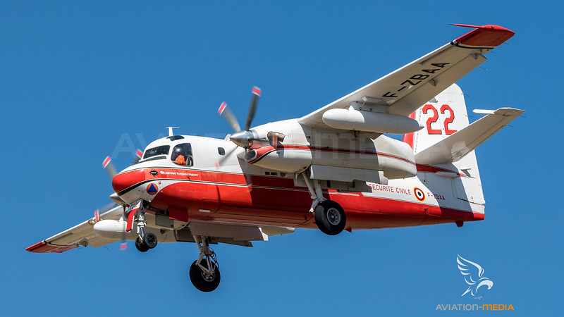 Securite Civile / Conair S-2 Turbo Firecat / F-ZBAA 12