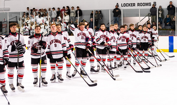 New Canaan High School Hockey