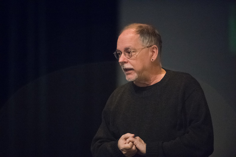 Gregory Maguire lecture