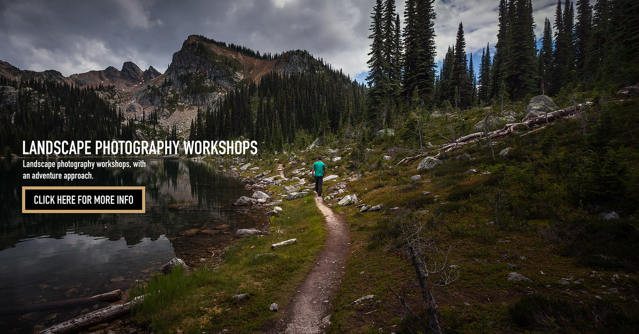 Landscape Photog Workshops Banner