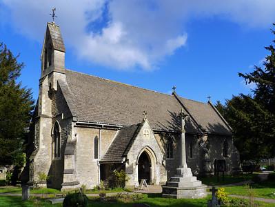 Headington Quarry (3 Churches)