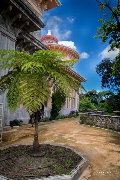 Parque e Palácio de Monserrate