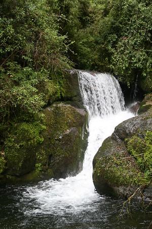 Trogon Lodge Waterfalls