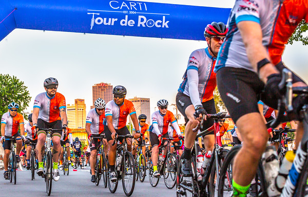Little Rock -- Cyclists -- Adventure Cycling's South Loop
