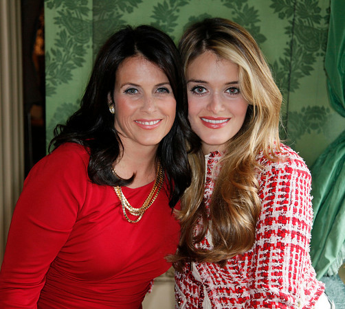 Lisa and Daphne Oz for GLOW Magazine, June 13, 2011