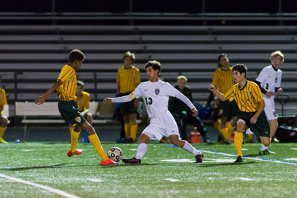 Atholton Varsity vs Wilde Lake - 10/23/15
