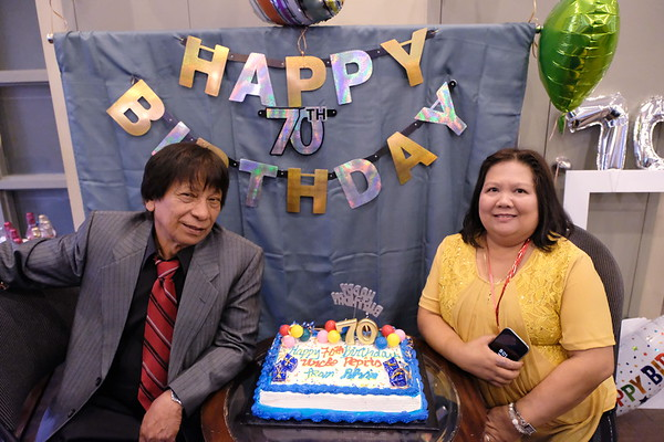 Peping's 70th Birthday