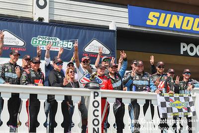 Pocono Raceway -  Saturday 6/1