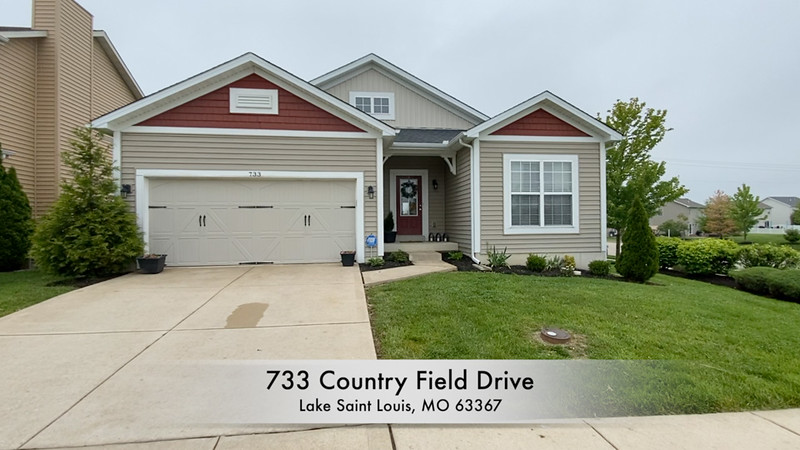 733 Country Field Drive