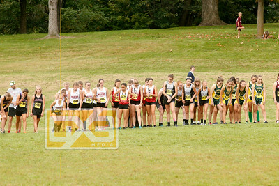 Brookwood invite (girls) CC18