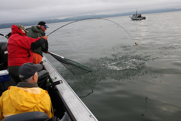 Columbia River Fishing August 2013