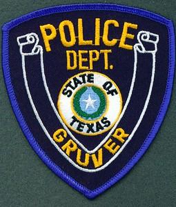 Gruver Police (defunct)