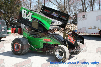 Tyler Rand #84 Sprint -2009