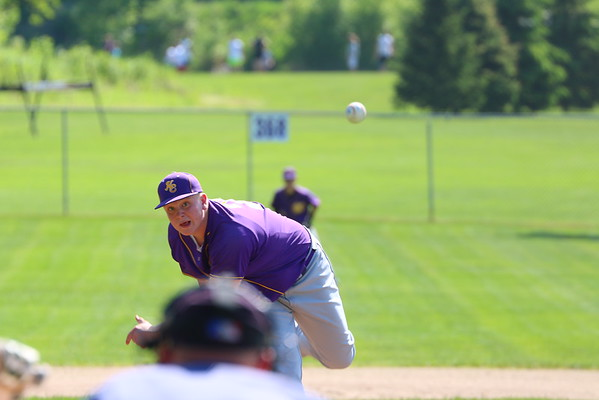 Baseball vs. Hartford - KCHS - 5/23/16