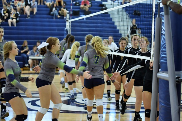Volley @ Creek CCHS vs C Heritage 9-12-15