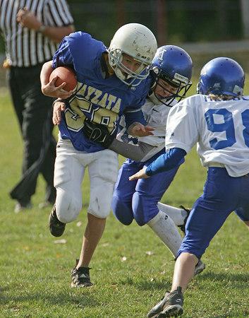 Wayzata 7th Grade (Team 6) vs Minnetonka (Team 3) Football (Oct-7-06)
