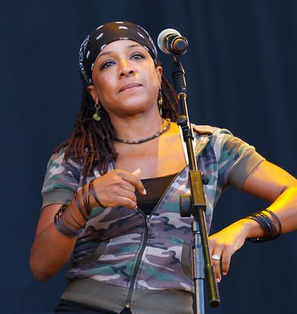 V Festival 2011 - Ziggy Marley