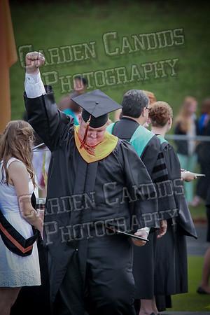 DHS Graduation 2013