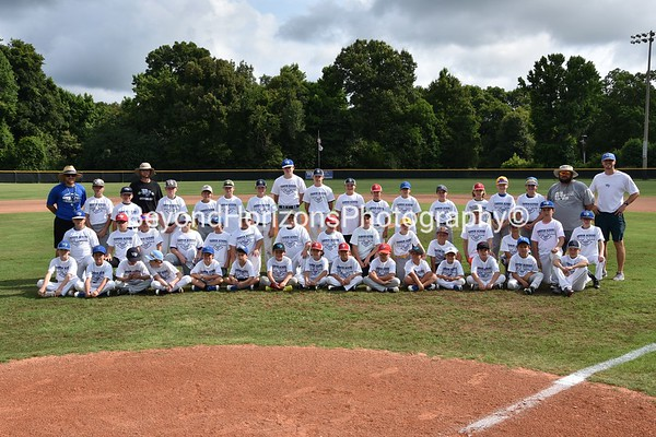 West Feliciana Baseball Camp