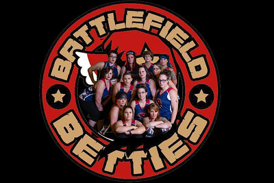 Battlefield Betties 2018 Calander