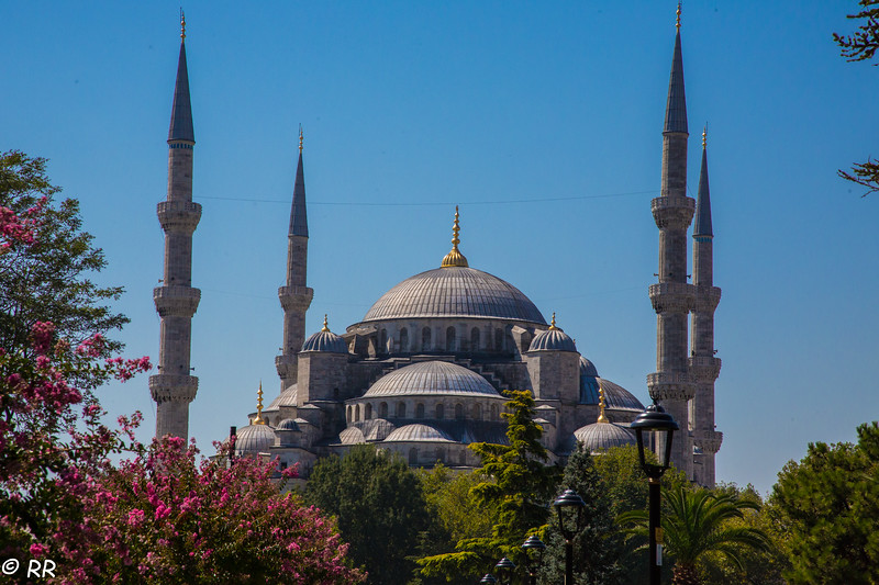 The Sultanahmet Mosque or The Blue Mosque