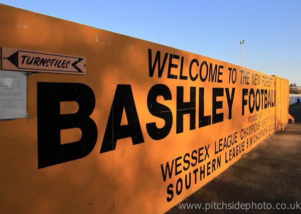 Bashley - Bashley Road