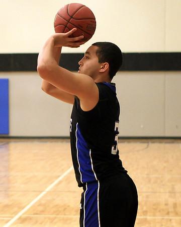 02-17 South Ridge Boys Basketball vs Cromwell