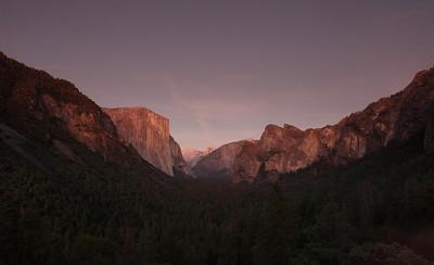 Yosemite in the Fall (2008)