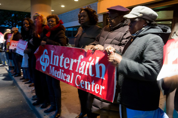 Keep Interfaith Medical Center Open!