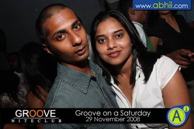 Groove - 29th November 2008
