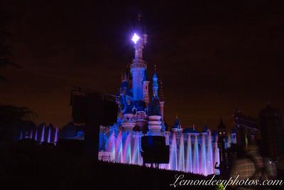 Spectacle nocturne Disney Dreams