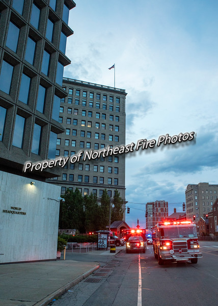 Providence- 2nd Alarm- 15 Westminster Street- 07/23/2020