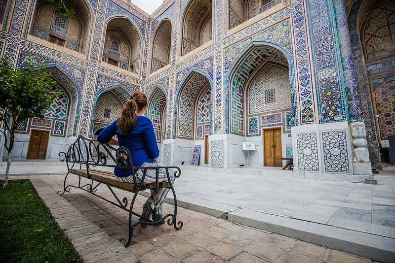 Uzbekistan Travel - Samarkand