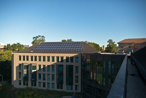 Hiett Solar Panels
