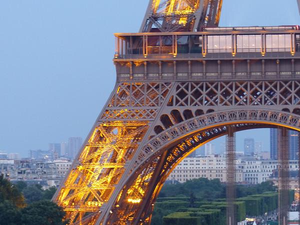 Tour Eiffel Arc de Triomphe