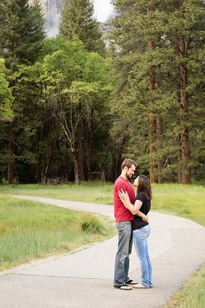 Deanna & Garren Yosemite