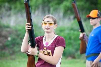 5.21.14 HS Shooting Practice