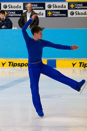 MČR 2008 - Sportovní dvojice - žáci