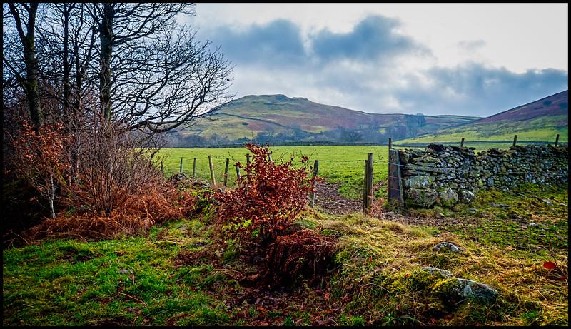 Keswick, Cumbria, New Year Break,  UK - 2020.