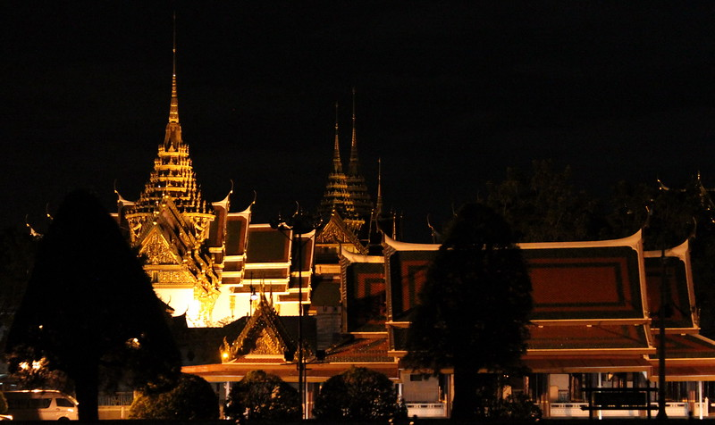 The Grand Place (Wat Phra Kaew)