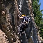 Mammut Klettersteig Route C